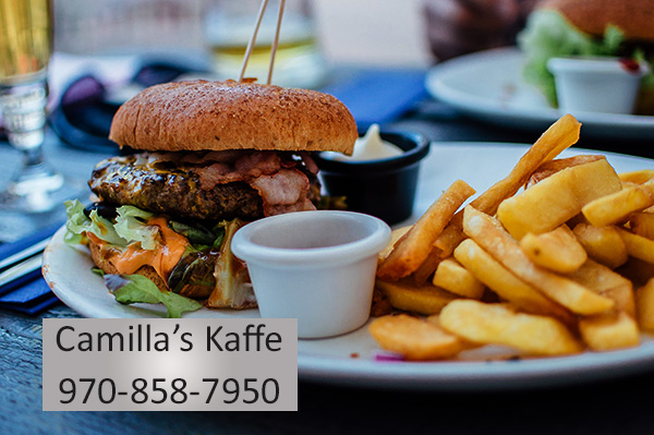 Feed your hunger at Camilla's Kaffe in Fruita, CO